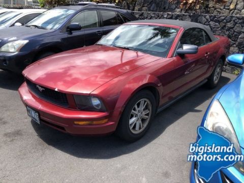 Pre-Owned 2007 Ford Mustang Base