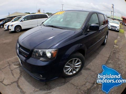 Certified Pre-Owned 2014 Dodge Grand Caravan R/T