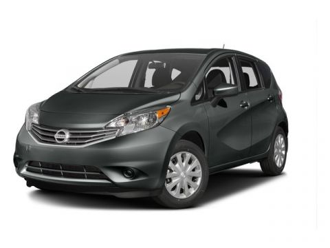 Certified Pre-Owned 2016 Nissan Versa Note S