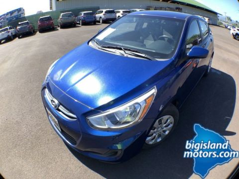Certified Pre-Owned 2016 Hyundai Accent SE