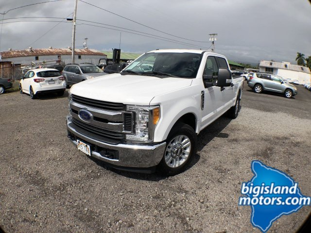 2017 Ford Super Duty F-250 Crew Cab