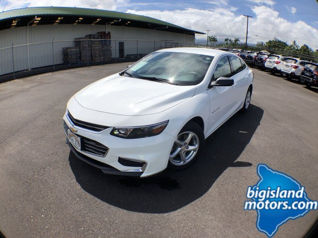 Certified Pre-Owned 2017 Chevrolet Malibu LS