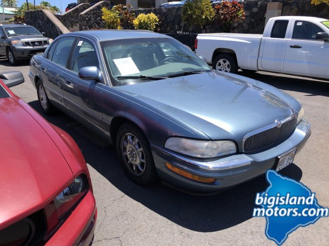 Pre-Owned 2000 Buick Park Avenue Ultra