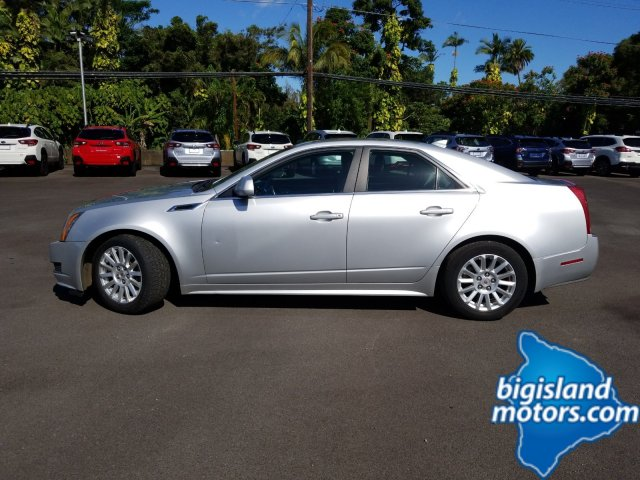 Pre-Owned 2012 Cadillac CTS Sedan 3.0
