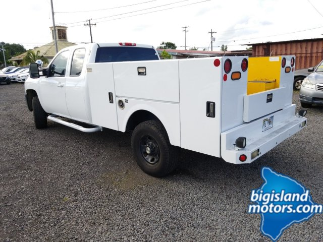 Pre-Owned 2008 Chevrolet Silverado 3500HD SRW Work Truck