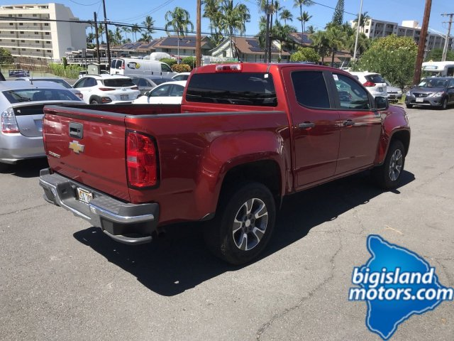 Certified Pre-Owned 2016 Chevrolet Colorado 2WD WT