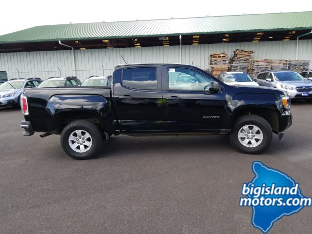 Certified Pre-Owned 2016 GMC Canyon 2WD