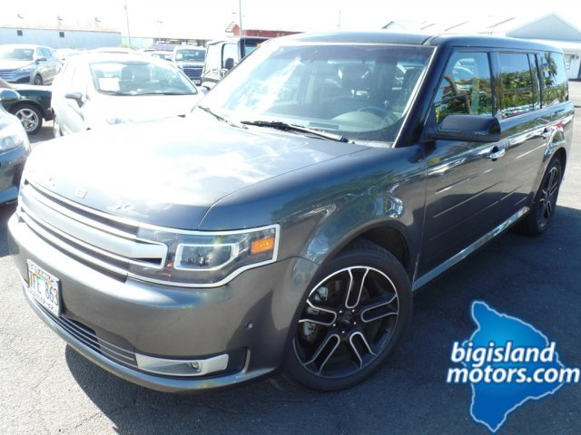 2015 Ford Flex Limited With Navigation