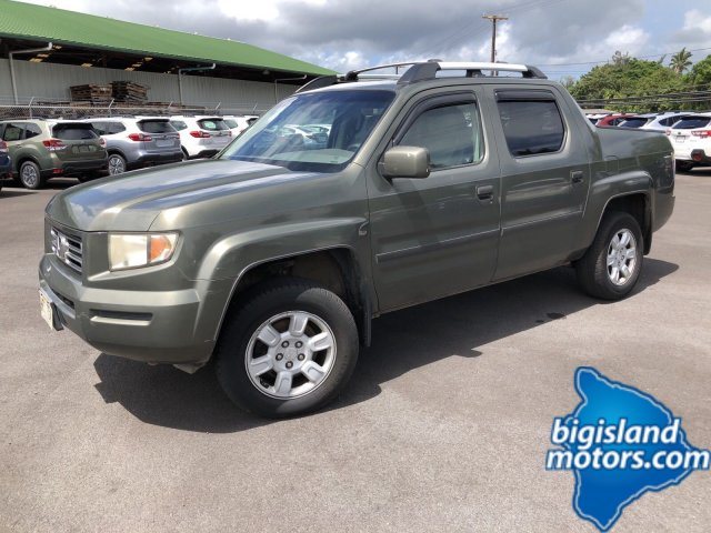 Pre-Owned 2006 Honda Ridgeline RTL with MOONROOF & NAVI