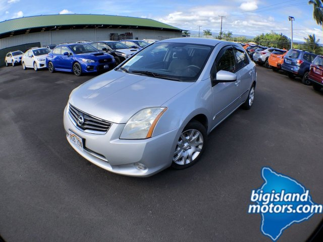 Pre-Owned 2011 Nissan Sentra 2.0 S