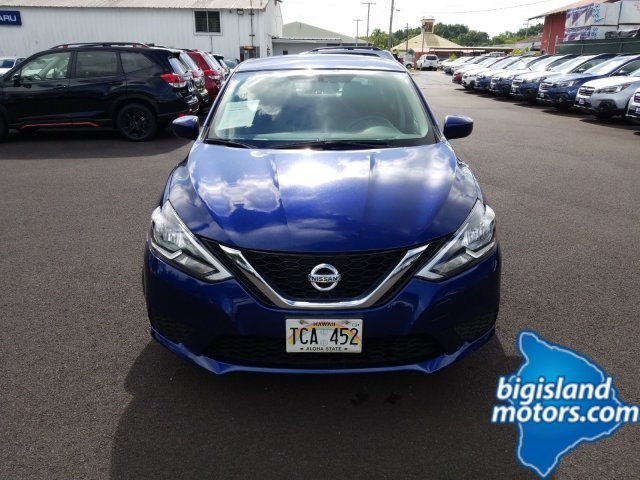 Certified Pre-Owned 2017 Nissan Sentra S