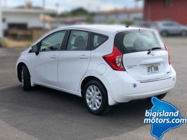 Certified Pre-Owned 2016 Nissan Versa Note S Plus