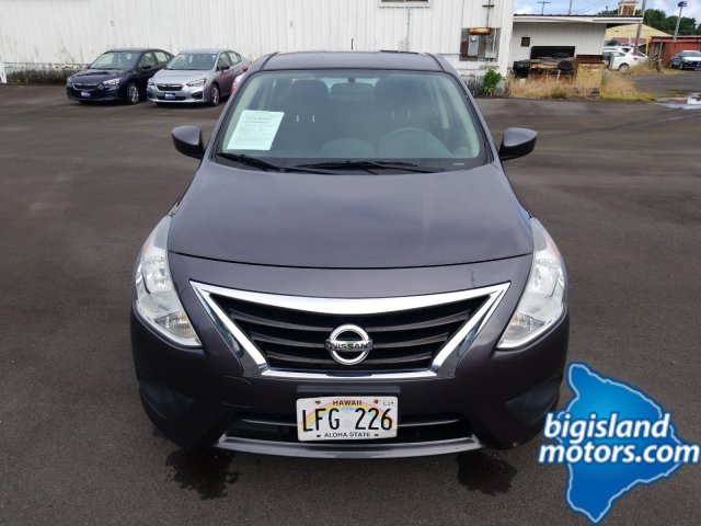 Pre-Owned 2015 Nissan Versa SV