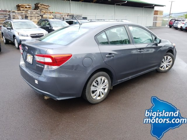 Certified Pre-Owned 2018 Subaru Impreza Base