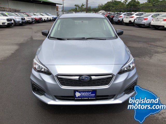 New 2019 Subaru Impreza Base HATCH