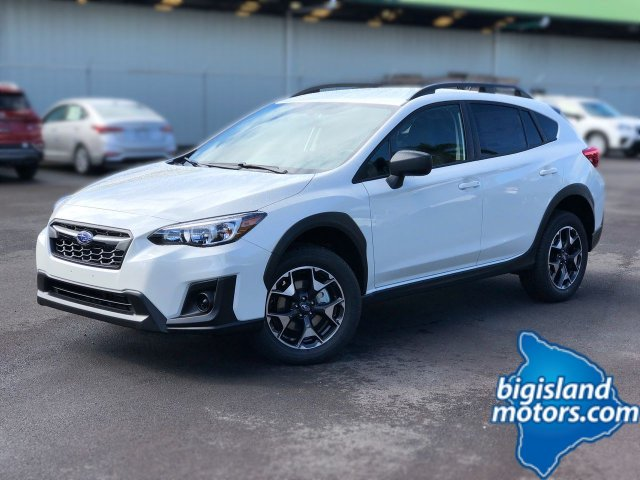 new 2019 subaru crosstrek 2 0a sport utility in hilo k932075 big rh bigislandmotors com