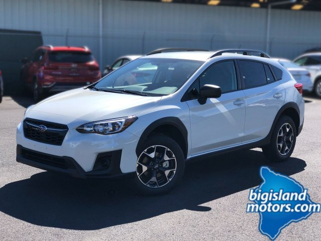 new 2019 subaru crosstrek 2 0a eye sport utility in hilo k932100 rh bigislandmotors com