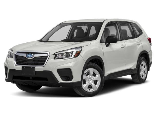 New 2020 Subaru Forester SE