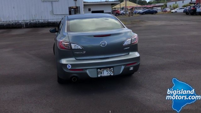 Pre-Owned 2012 Mazda3 i Touring