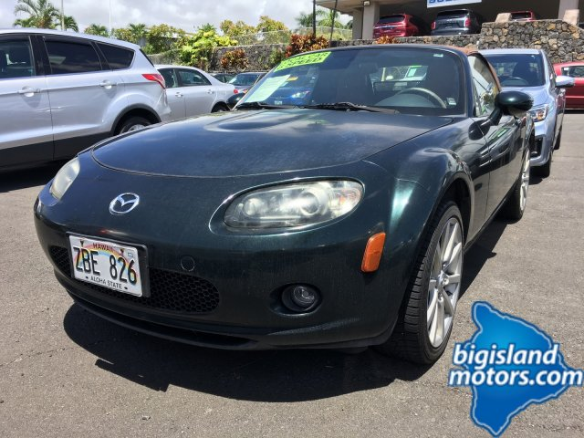 Pre-Owned 2008 Mazda MX-5 Miata Grand Touring