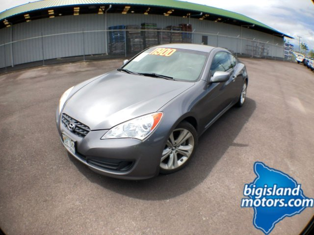 Pre Owned 2011 Hyundai Genesis Coupe Base