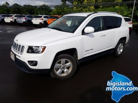 Pre-Owned 2017 Jeep Compass Latitude