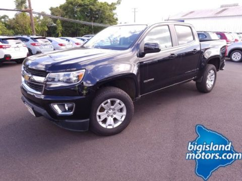 Certified Pre-Owned 2017 Chevrolet Colorado 2WD LT