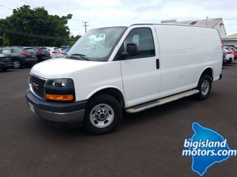 Certified Pre-Owned 2017 GMC Savana Cargo Van Savana