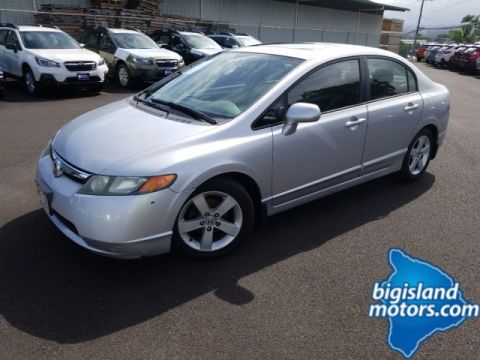 Pre-Owned 2006 Honda Civic Sdn EX with NAVI