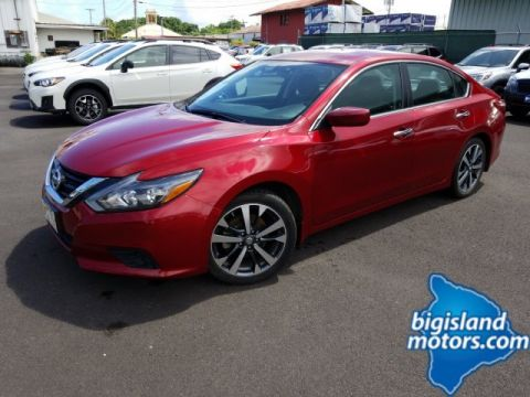 Certified Pre-Owned 2017 Nissan Altima 2.5 SR