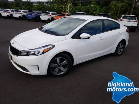 Certified Pre-Owned 2018 Kia Forte LX