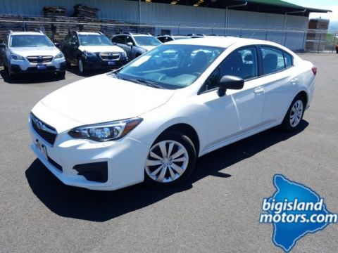 Pre-Owned 2017 Subaru Impreza Base
