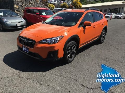 2019 Subaru Crosstrek Premium Eyesight