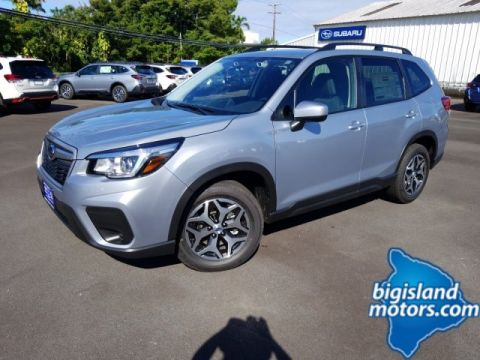 New 2020 Subaru Forester Premium