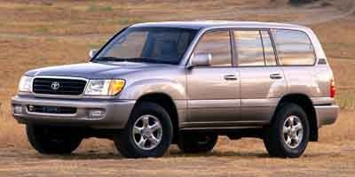 Pre-Owned 2001 Toyota Land Cruiser