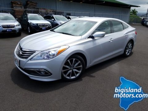 Certified Pre-Owned 2015 Hyundai Azera Base